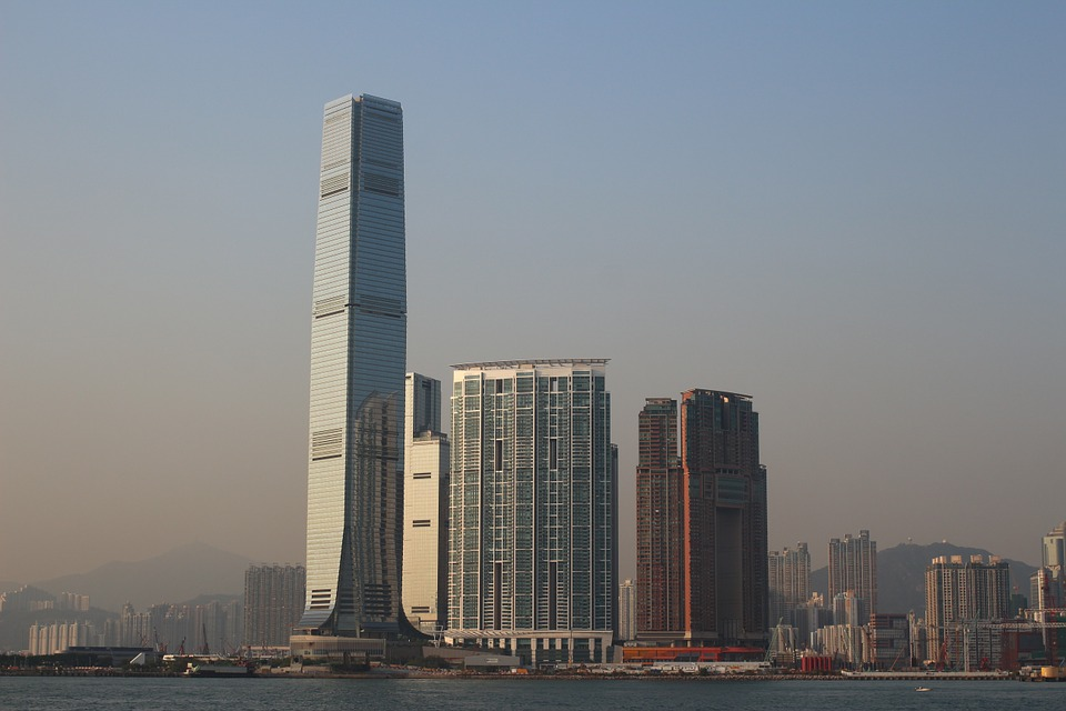 hongkongskyscraper - Get a bird's eye view of Hong Kong. [ATTDT]