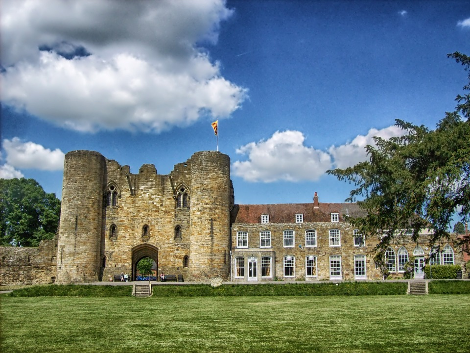 kenttonbridgecastle - Take a tour of Tonbridge Castle. [ATTDT]