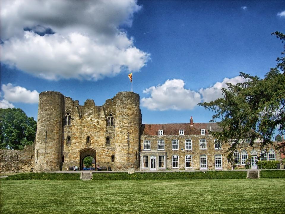 kenttonbridgecastle - Take a tour of Tonbridge Castle. [A Thing To Do Tomorrow]