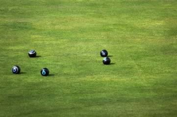lawnbowling - Take up lawn bowling. [A Thing To Do Tomorrow]