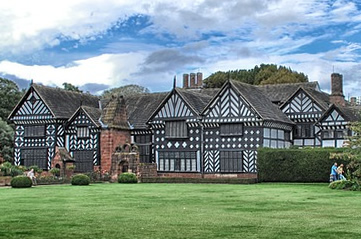 liverpoolspekehall - Take yourself back to the Tudors at Speke Hall. [ATTDT]