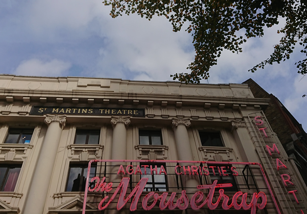 londonstmartinstheatremousetrap - Uncover the mystery of the world's longest running play. [ATTDT]