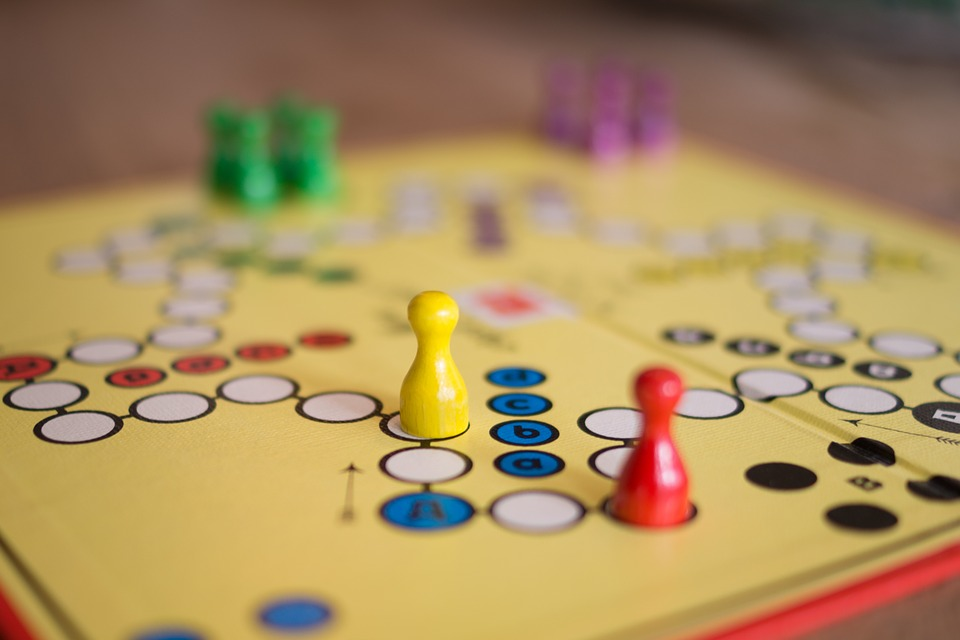ludo - Play curious games in Bournemouth. [ATTDT]