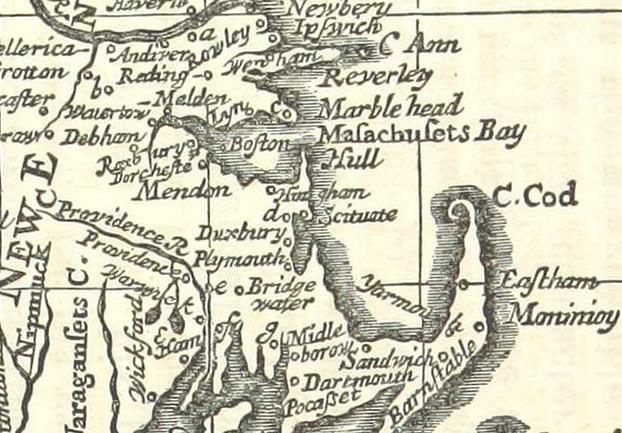 massachusettsoldmap - Explore the story of Massachusetts. [ATTDT]