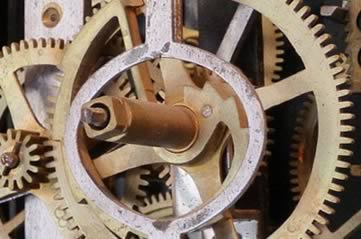 mechanism - Hear the very model of a musical machine. [A Thing To Do Tomorrow]