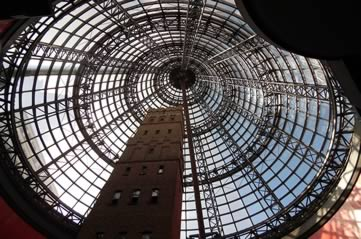 melbourneshottower - Peek inside the shot tower. [ATTDT]
