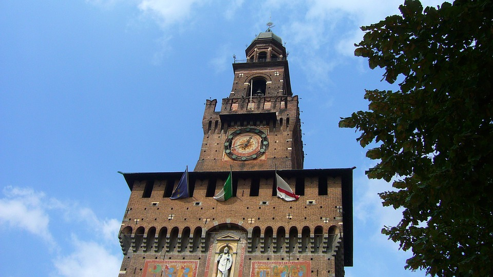 milansforzacastletower - See the Sforza's art for free. [ATTDT]