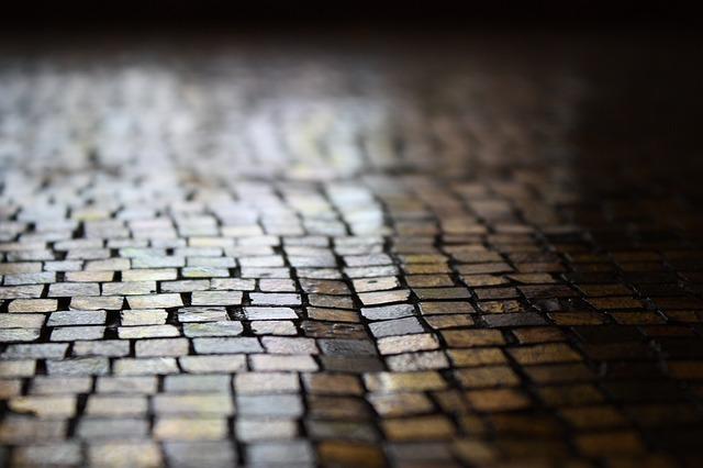 mosaiccloseup - See Bristol's ancient mosaics. [ATTDT]