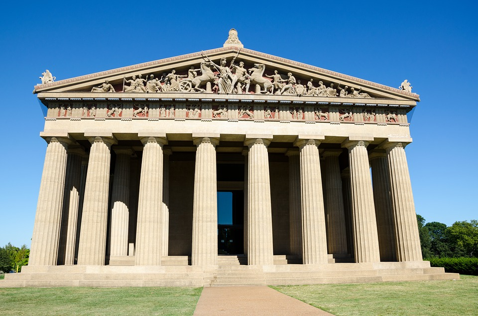 nashvilleparthenon - Discover American art at the Parthenon. [ATTDT]