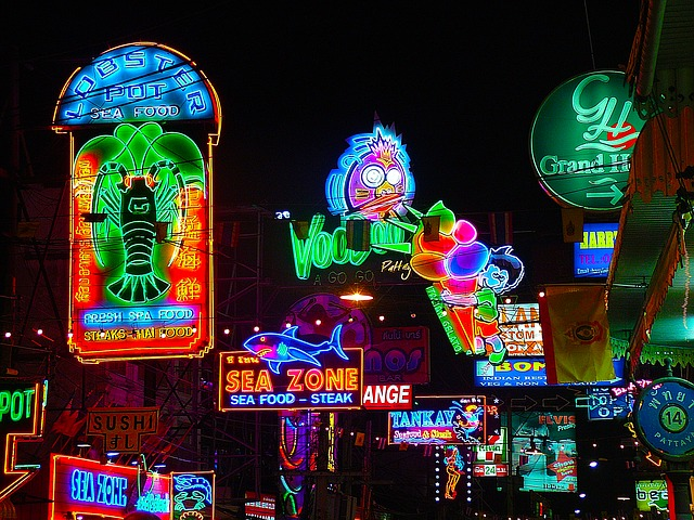 neonsigns - See the bright lights of... Walthamstow. [ATTDT]
