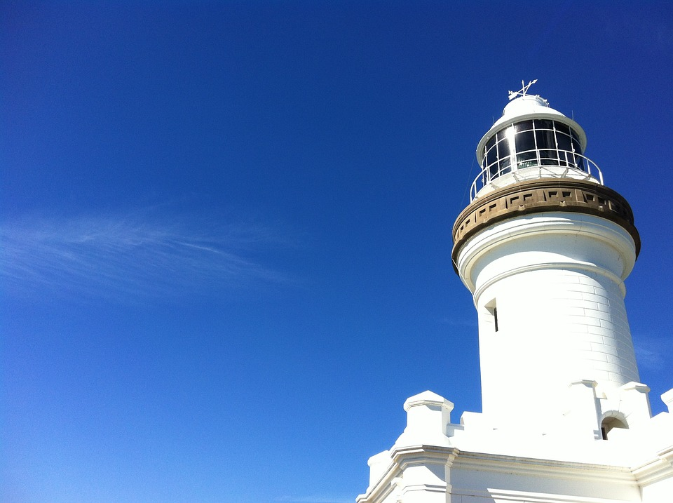 newsouthwalescapebyronlighthouse - Be illuminated by the views of Byron Bay. [ATTDT]