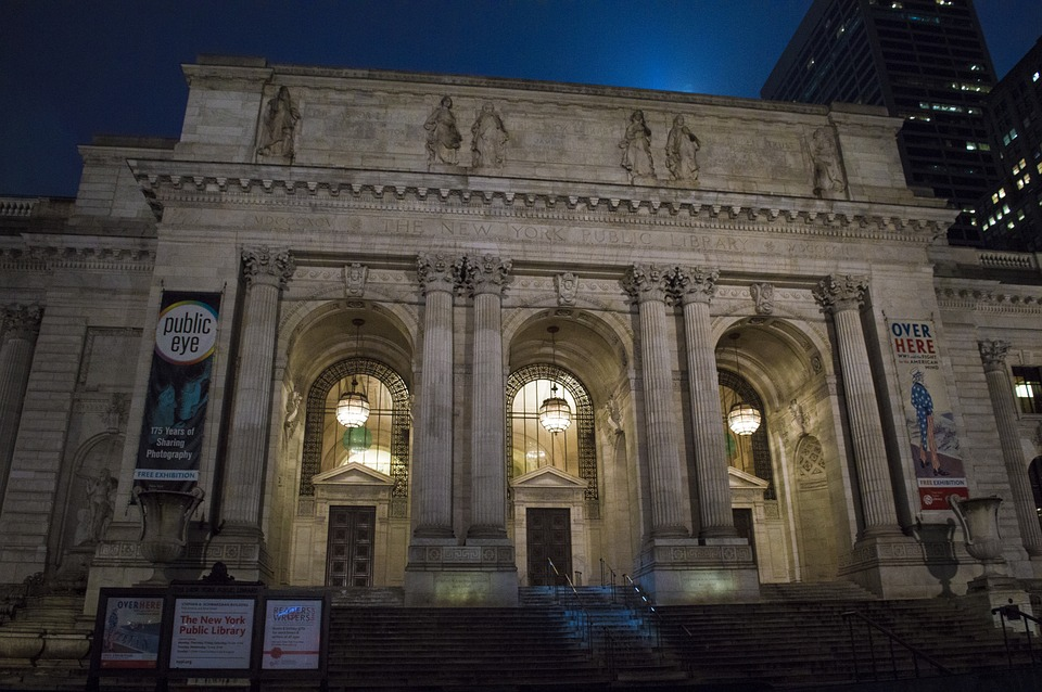 newyorkpubliclibrary - Explore the hidden story of New York's library. [ATTDT]