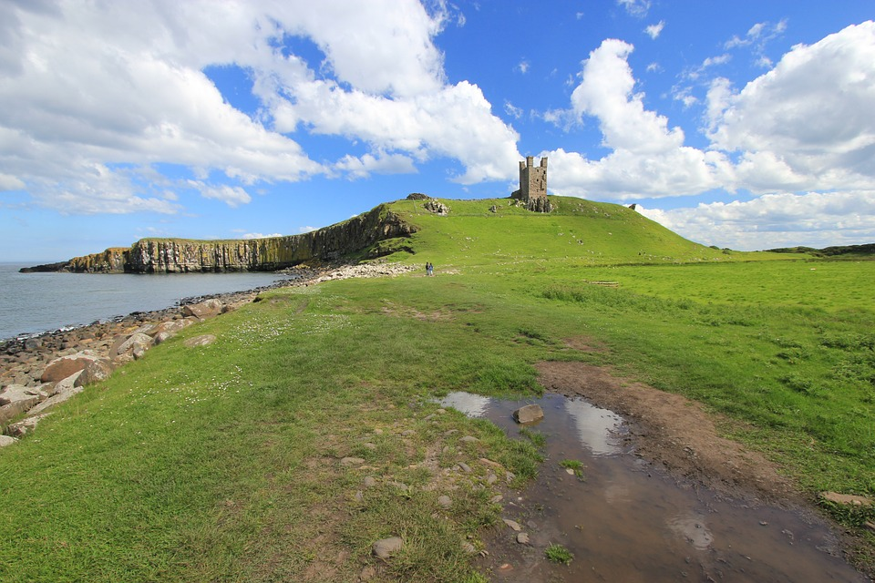 northumberlanddunstanburghcastle - Discover a beautiful Northumbrian castle. [ATTDT]