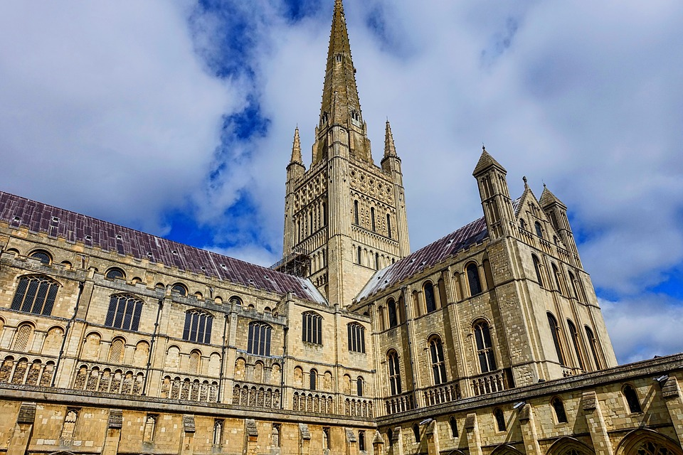 norwichcathedral - Be inspired at Norwich Cathedral. [ATTDT]
