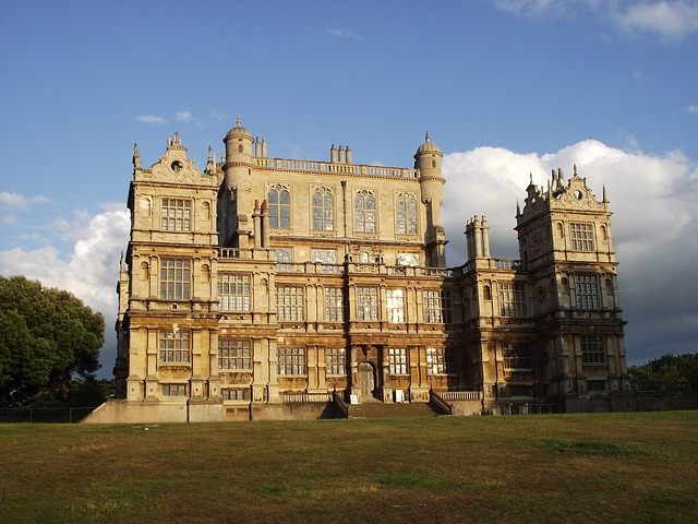nottinghamwollatonhall - See natural history in a stately home. [ATTDT]