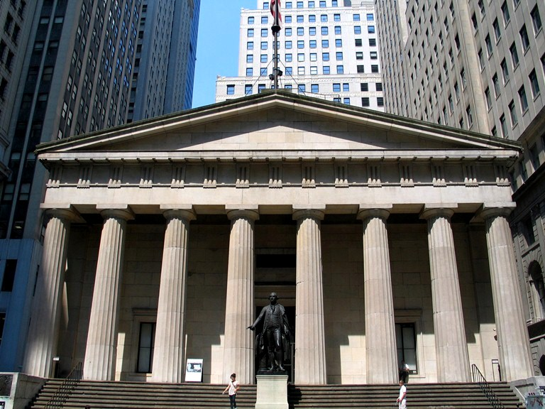 nycfederalhall - Celebrate the birth of the USA in NYC. [ATTDT]