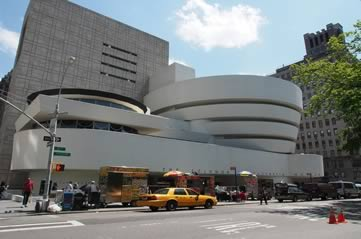 nyguggenheim - Spiral around the Guggenheim. At home. [A Thing To Do Tomorrow]