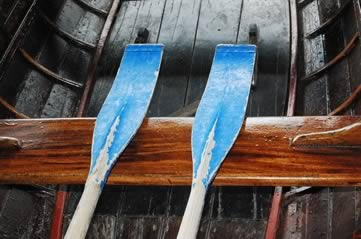 oars - Take to the water at Scotsman's Flash. [ATTDT]