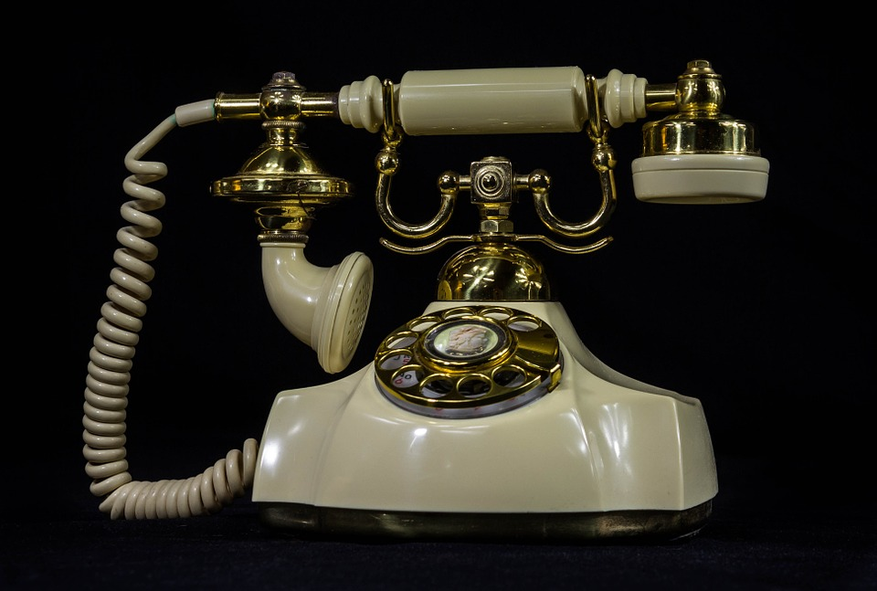 oldtelephone - Call in to Milton Keynes Museum. [ATTDT]