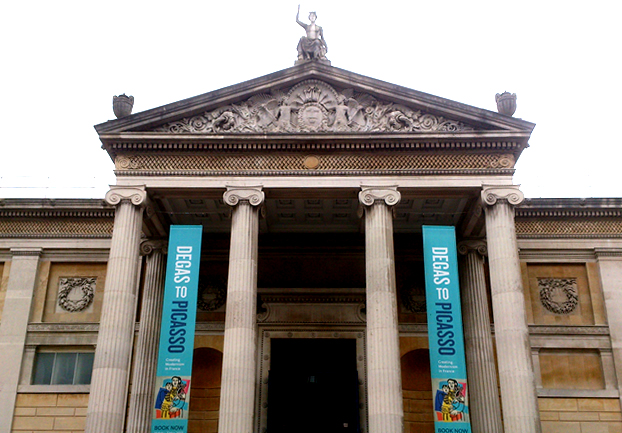 oxfordashmoleanmuseum - Travel through time at lunchtime in the Ashmolean. [ATTDT]