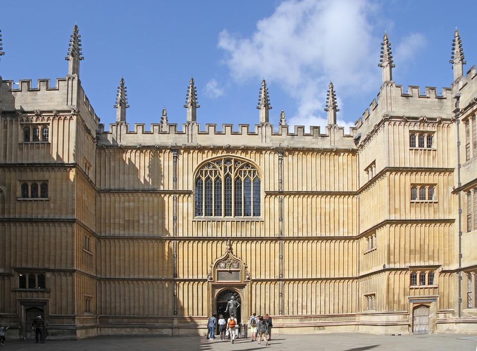 oxfordbodleianlibrary - Tour the Bodleian. [ATTDT]