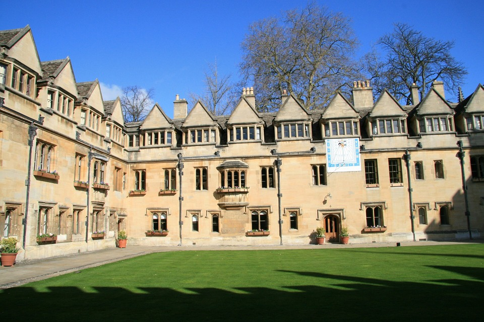 oxfordbrasenose - Test your knowledge of Oxford colleges. [ATTDT]