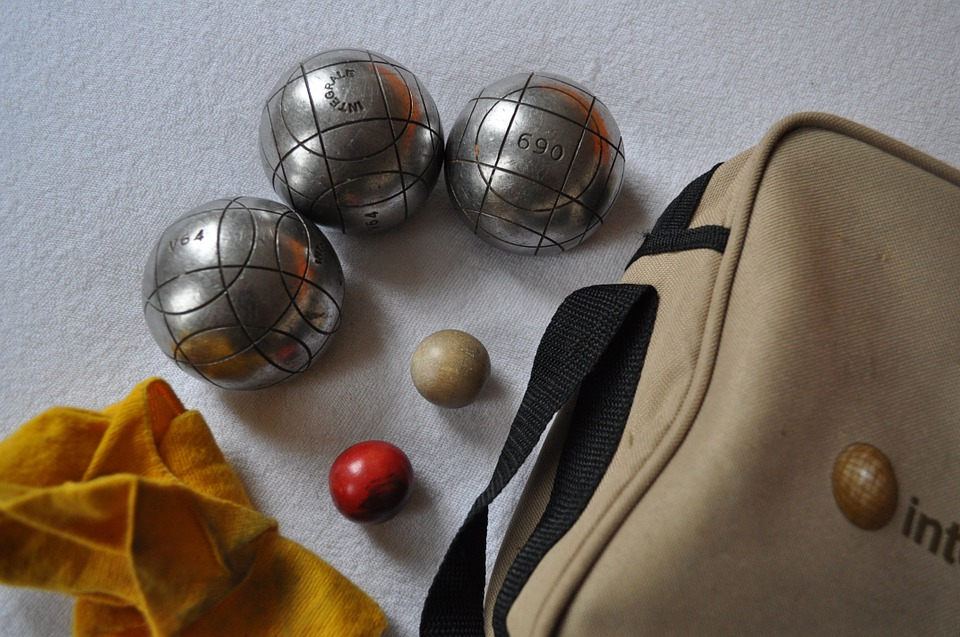 petanque - Bowl some boule in Kennington. [A Thing To Do Tomorrow]