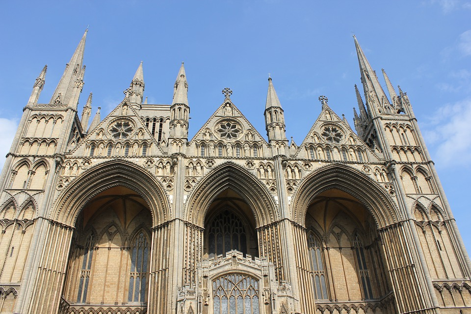 peterboroughcathedral - Discover Peterborough Cathedral's hidden history. [ATTDT]