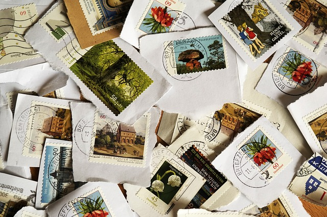 postagestamps - Discover history through the mail. [A Thing To Do Tomorrow]