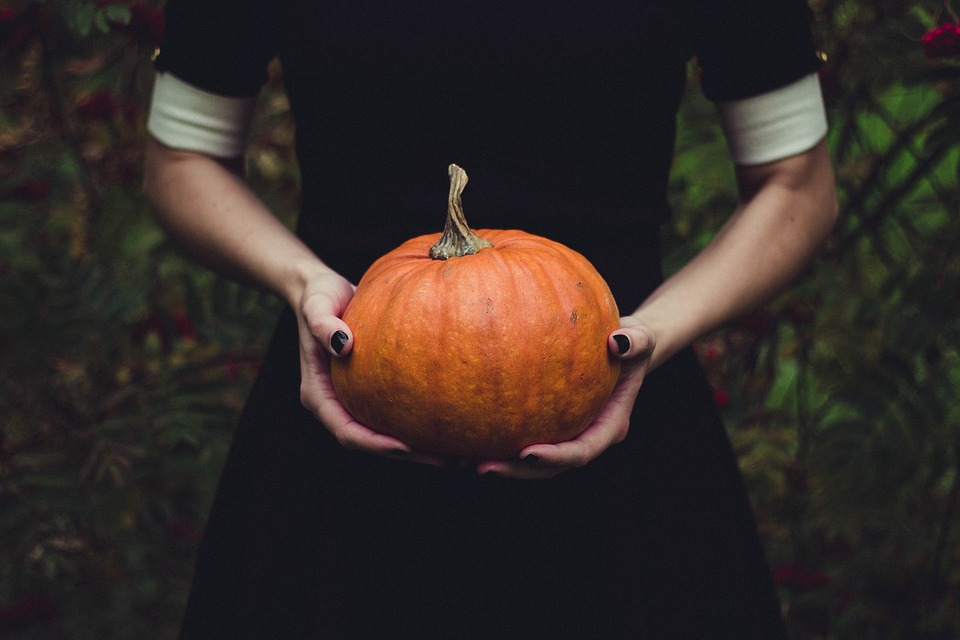 pumpkinholding - Scare yourself with your Halloween knowledge. [ATTDT]