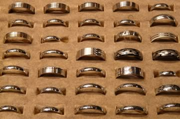 rings - Virtually visit the centre of Britain's jewellery trade. [ATTDT]