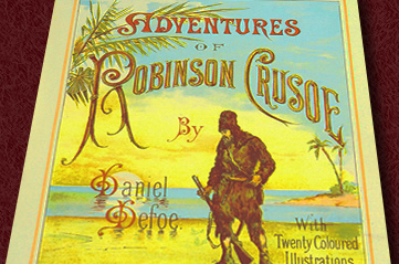 robinsoncrusoe - Discover Friday for yourself. [A Thing To Do Tomorrow]