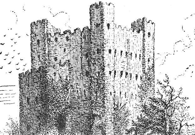 rochestercastle - Invade Rochester Castle. [ATTDT]