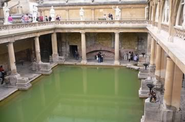 romanbaths - See Britain's most famous baths. [ATTDT]