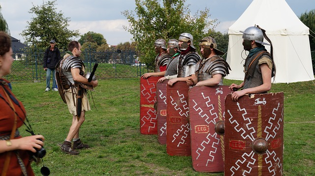 romansoldiers - Discover the Romans of Cumbria. [ATTDT]