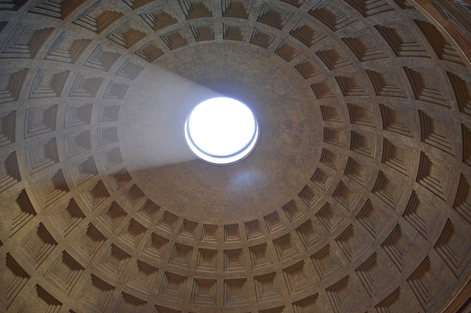 romepantheondome - Discover the Pantheon. [A Thing To Do Tomorrow]