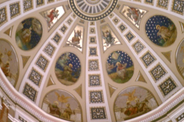 saintjosaphatmilwaukeedome - Discover Wisconsin's most decorated dome. [ATTDT]