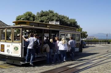 sanfranciscocablecar - Ride back through time at the Cable Car Museum. [A Thing To Do Tomorrow]