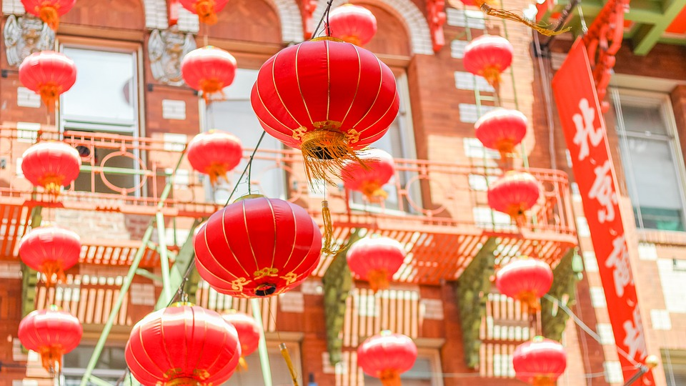 sanfranciscochinatownlanterns - Discover the story of Chinatown. [ATTDT]