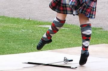 scottishdancing - Get a step-by-step guide to Scottish dancing. [ATTDT]