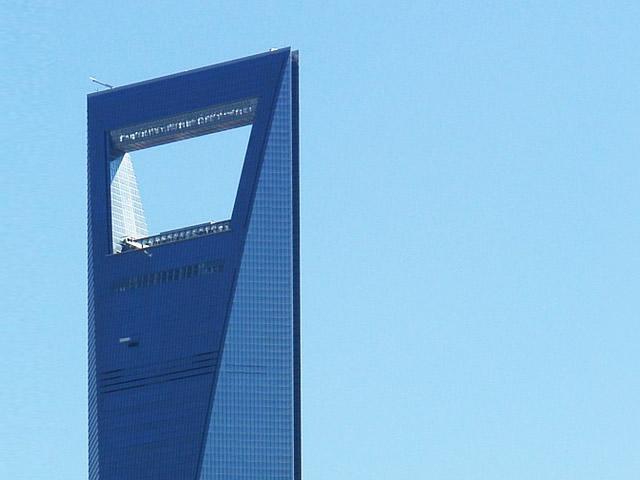 shanghaiworldfinancialcentre - Get a bird's-eye view of Shanghai. [ATTDT]