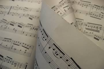 sheetmusic - Hear music among the masterpieces at the Brera. [ATTDT]
