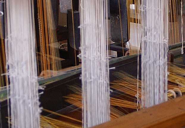 silkweaving - Loom large over Axminster's history. [ATTDT]