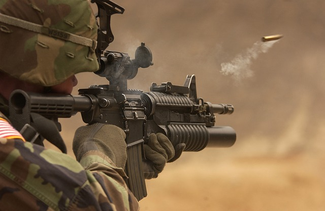 soldiergun - Explore the history of the Fusiliers. [ATTDT]
