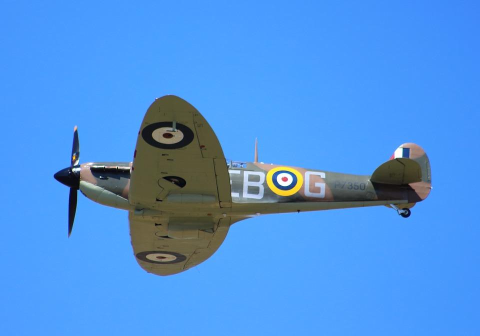 spitfire - Fly a Spitfire. (Almost.) [ATTDT]