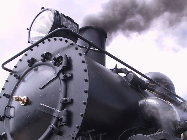 steamtrainfront - Steam away into history. [ATTDT]