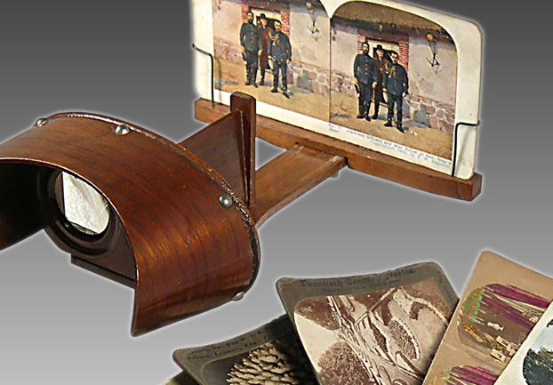 stereoscope3d - See Victorian Wigtownshire... in 3D. [ATTDT]