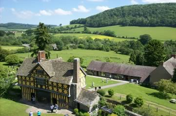 stokesaycastle - Take in the view from a medieval castle. [ATTDT]