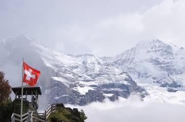 swissflagmountain - Find your nearest Switzerland. [ATTDT]