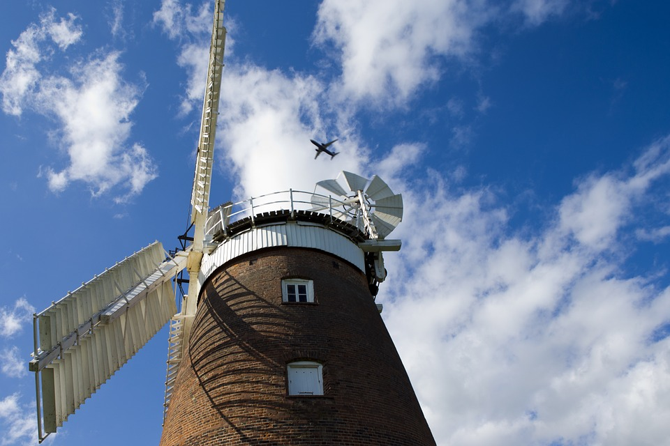thaxtedwindmill - Explore a working windmill in Thaxted. [ATTDT]